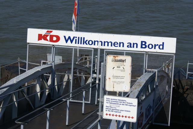 Köln-Düsseldorfer Deutsche Rheinschiffahrt AG in die Schweiz verkauft