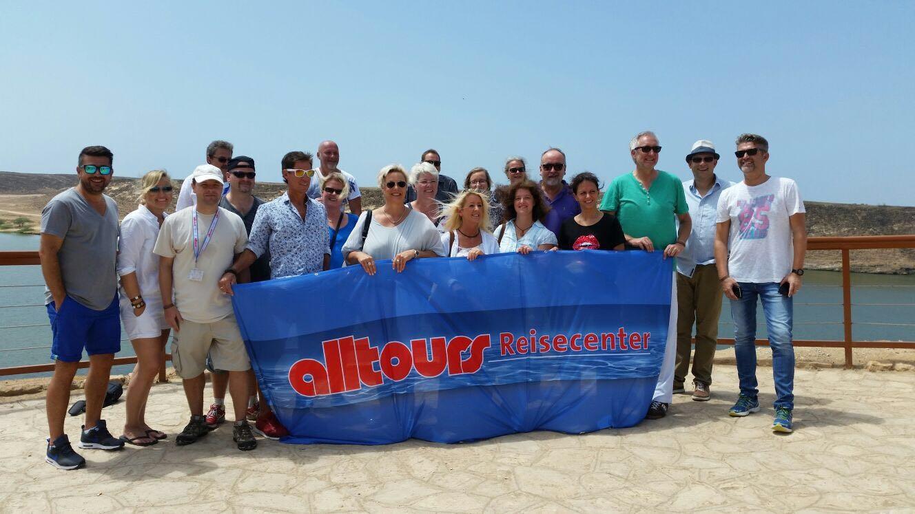 Alltours Reisecenter kürt Champions im Oman