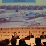 """Qatar Airways fliegt weiter: """"Globaler Betrieb läuft reibungslos!"""" 90 Prozent der Flüge finden planmässig statt"""