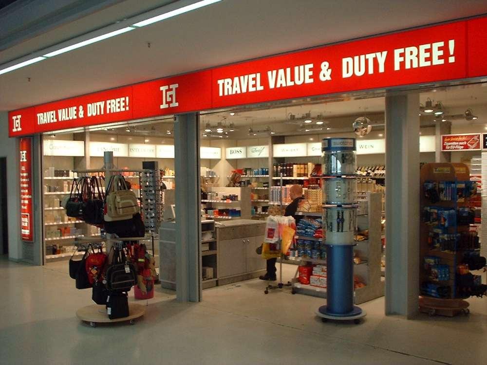 Duty-Free: Wenn der Flughafen zur Einkaufsmeile wird