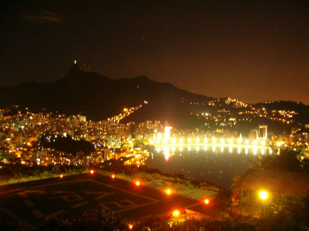 Feliz Ano Novo!  Wie in Brasilien Silvester gefeiert wird