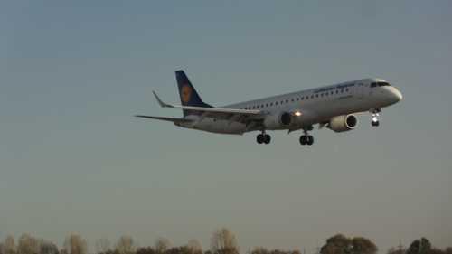 Siebte Lufthansa A350-900 in München gelandet
