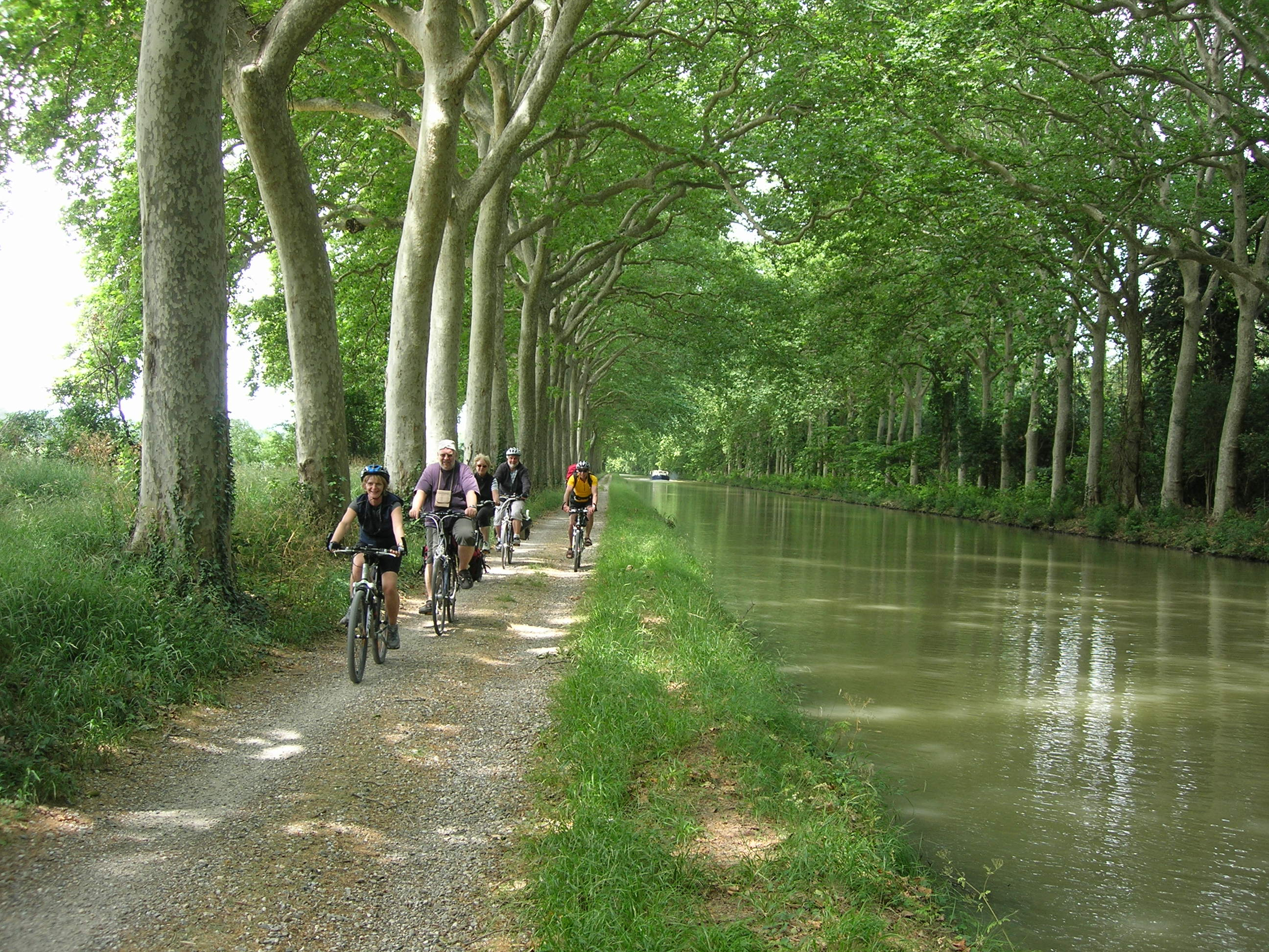 Radreise-Tipp 2018: Canal du Midi