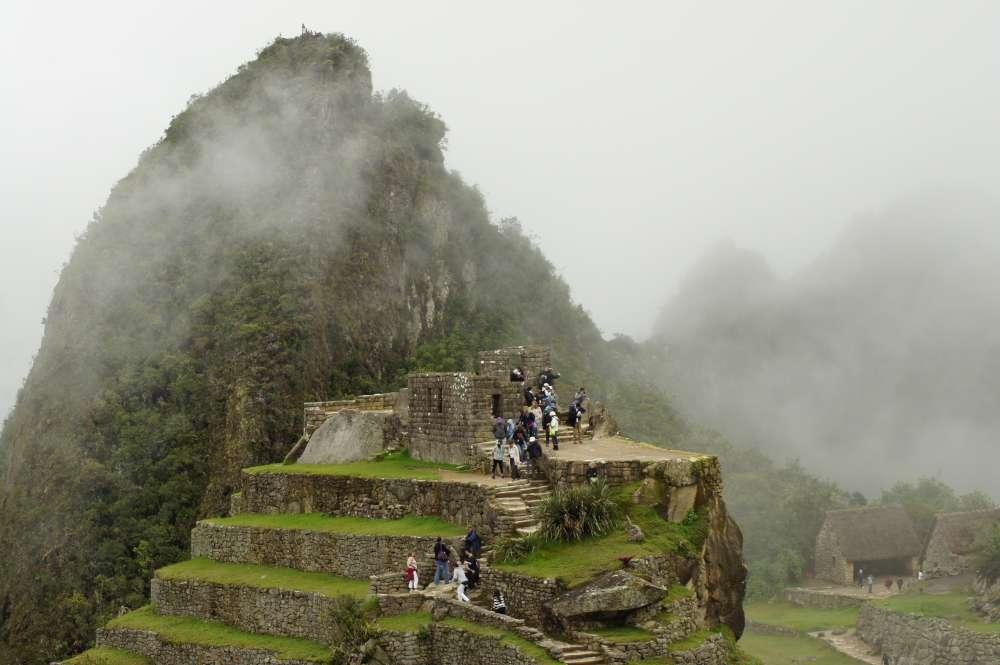 Peru mit 5,4 Prozent  mehr deutschen Touristen