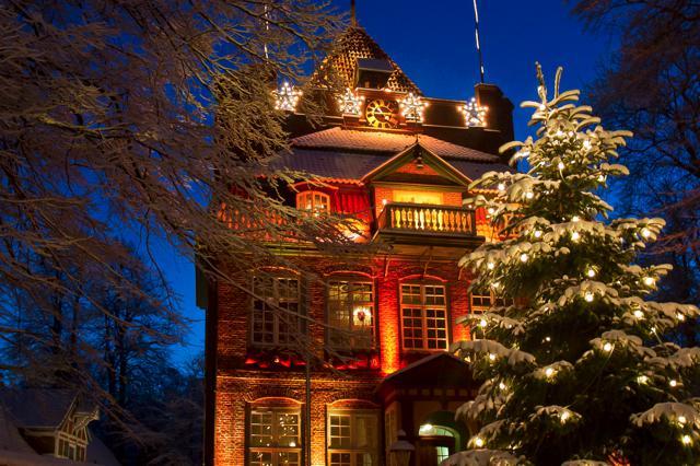 Weihnachten im Nordseeheilbad Cuxhaven