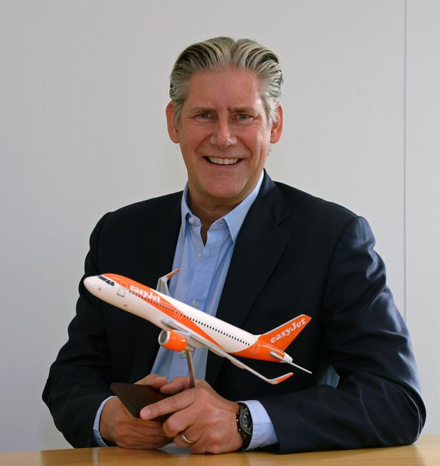 Easyjet announces appointment of Johan Lundgren as Chief Executive Officer (CEO)