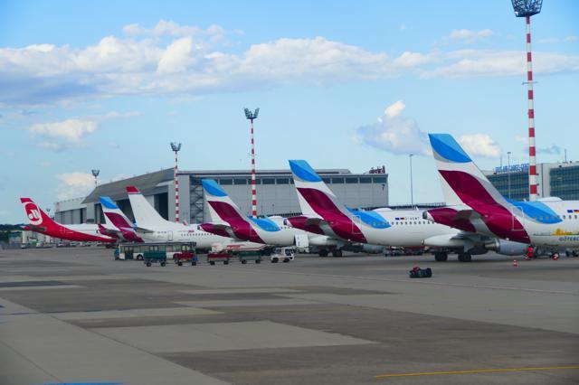 Massiver Angebotsausbau ab Düsseldorf bei Eurowings