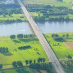 Rheinterrassen und Weinterrassen Fluss- und Rebenwanderung Wanderung zwischen Worms und Mainz