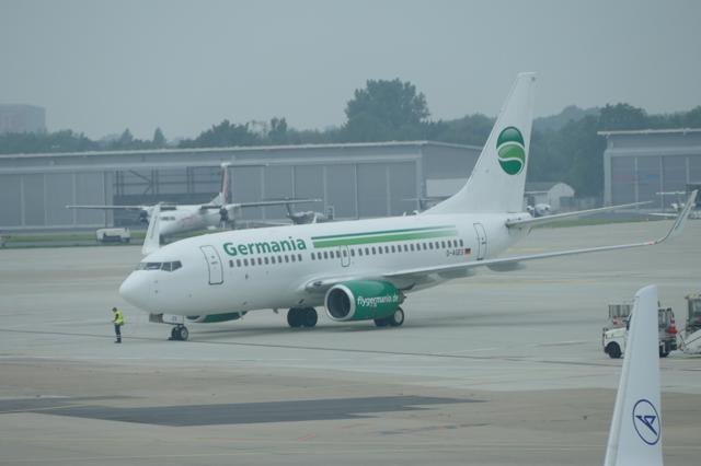 Germania legt zum Sommerauftakt nach:Neue Strecken ab Berlin-Tegel