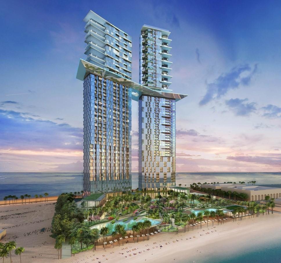 Ankündigung des Raffles The Palm Dubai: Neues Raffles-Hotel auf der Palm Jumeirah