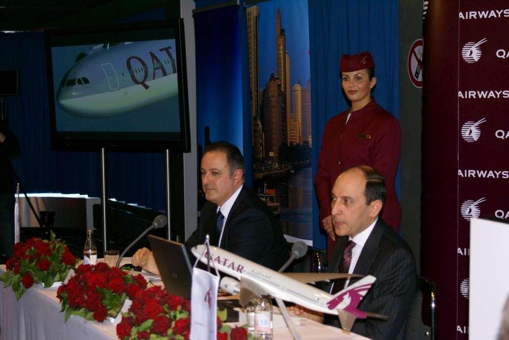 Qatar Airways bringt A350-1000 nach Frankfurt