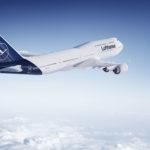 Lufthansa zeigt sich im neuen Design