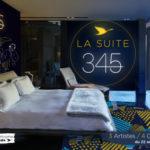 Konzert-Logenplätze in neuer Pop-Up-Suite 345 in der Pariser AccorHotels Arena zu gewinnen