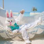 Osterfeierlichkeiten im Jumeirah Vittaveli auf den Malediven