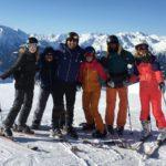 Aktivurlaub mit Kopfüber Sportreisen in Österreich und der Schweiz