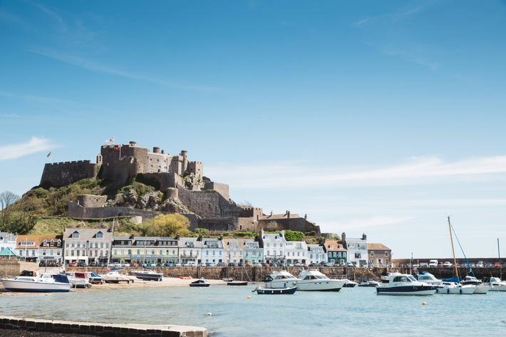Ausbau der Direktflüge nach Jersey ab April 2018 Verstärktes Flugangebot auf die größte Kanalinsel