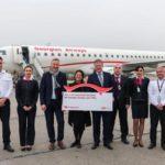 Mit Georgian Airways nach Tiflis:Neue Airline fliegt ab Berlin-Schönefeld