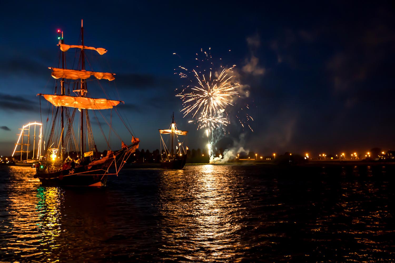 Sail Kampen 2018 vom 30. März bis zum 2. April