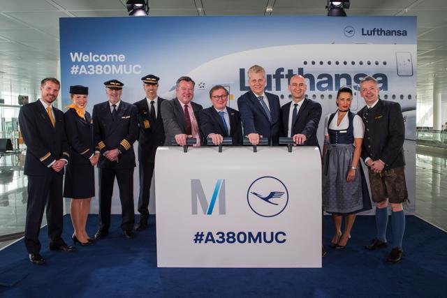 München wird einer von vier Airbus A380-Standorten in Europa