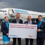 Neue Airline in Berlin-Tegel: Pobeda fliegt nach Moskau