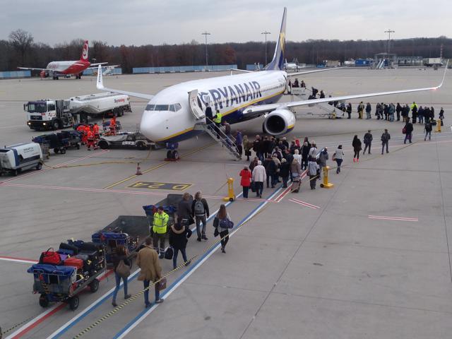 Ryanair stationiert Flugzeug in Düsseldorf