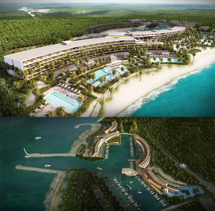 Neues Hotel: Paradisus Playa Mujeres eröffnet Anfang 2019