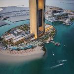 Four Seasons Hotel Bahrain Bay mit 160 Meter weißem Sandstrand