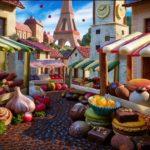 Hotels.com Studie: Millennial-Reisetrend #TastyTravel Food-Künstler Carl Warner inszeniert Reiseziele
