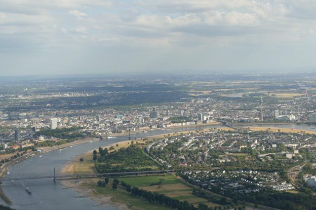 Touristischer Rekordsommer in Düsseldorf