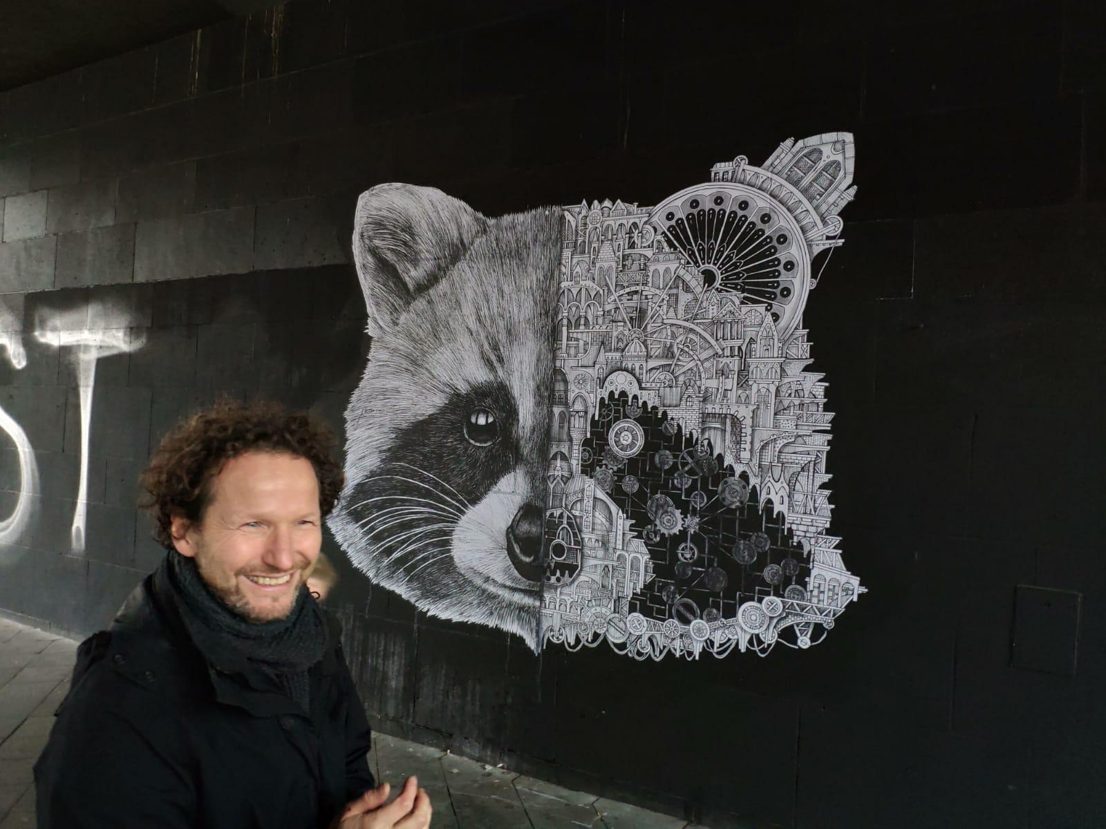 Streetart und Graffiti in Düsseldorf – Urban Art Walk