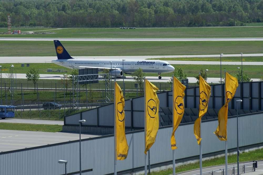 Terminal 1 des Münchner Flughafens nimmt Betrieb wieder auf