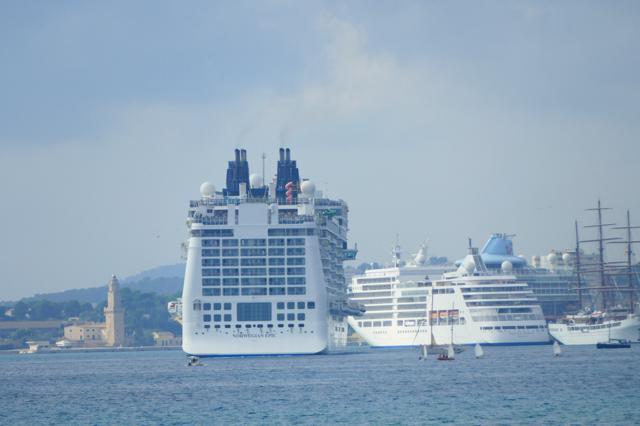 Schiff-im-Schiff-Konzepte der Reedereien: Luxus-Klasse auf dem Megaliner