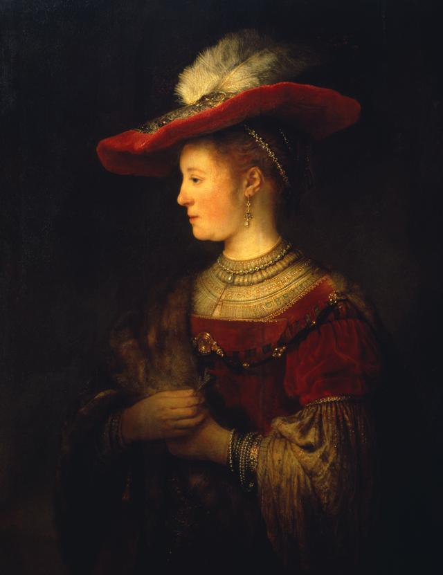 """""""Rembrandt & Saskia: Liebe im Goldenen Jahrhundert"""""""
