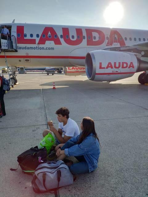 Laudamotion – die Flugzeuge