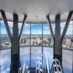Weihnachtszeit im Empire State Building