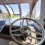Jetzt kommt das Wohnwagen-Boot – Urlaub zu Land und zu Wasser mit nur einem Gefährt