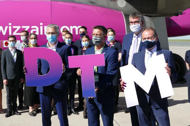 Wizz Air eröffnet am Dortmund Airport erste Base in Deutschland