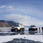 Übernachtung auf dem ewigen Eis: Der Baikalsee, ein sibirisches Winterwunder