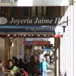 Ladenöffnungszeiten in Palma