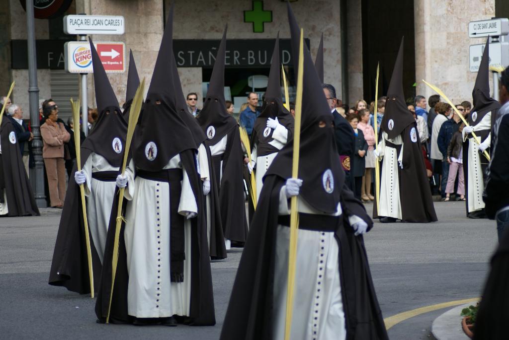 Palma de Mallorca, Spanien – Semana Santa April 2009