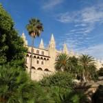 Der Königspalast – Palacio de la Almudaina