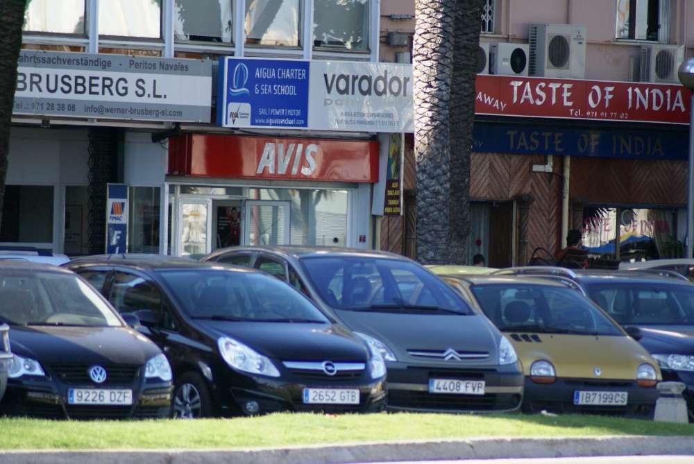Mietwagen falsch geparkt: nicht alle Knöllchen müssen bezahlt werden