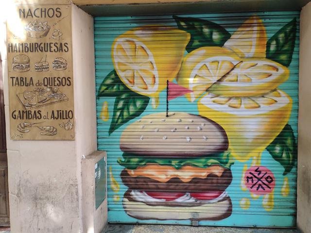 Street Art in Palma – Kunst und Grafitti