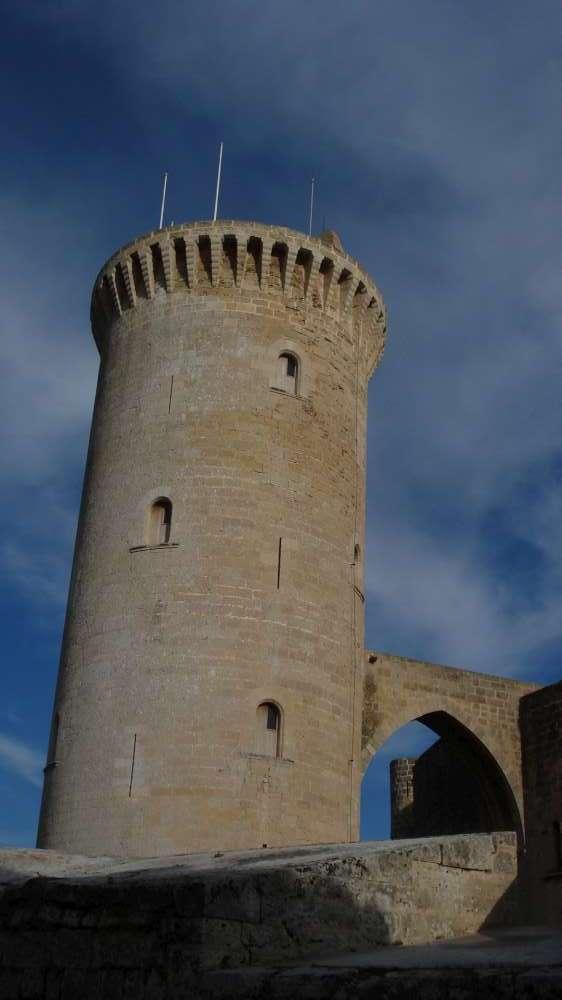 Schloss Bellver – Castell de Bellver